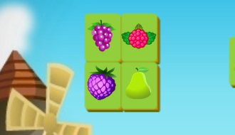 Fruit Flip Mahjong